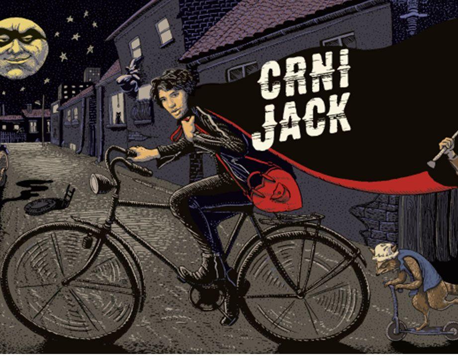 Jack. Crni Jack.