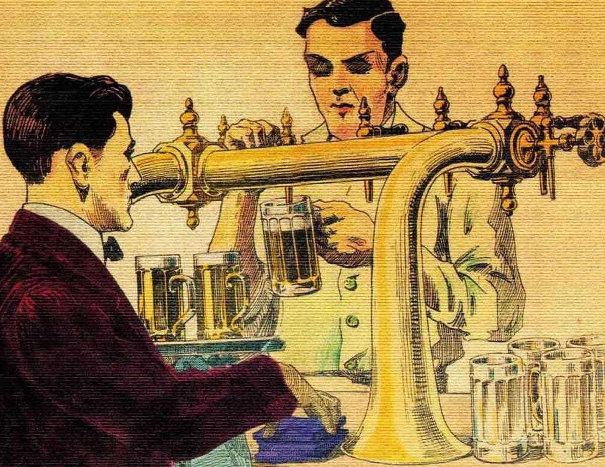 Pivo starih Čeha