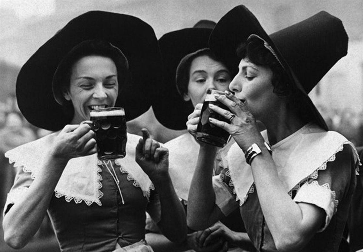 Pivom su nekad vladale žene