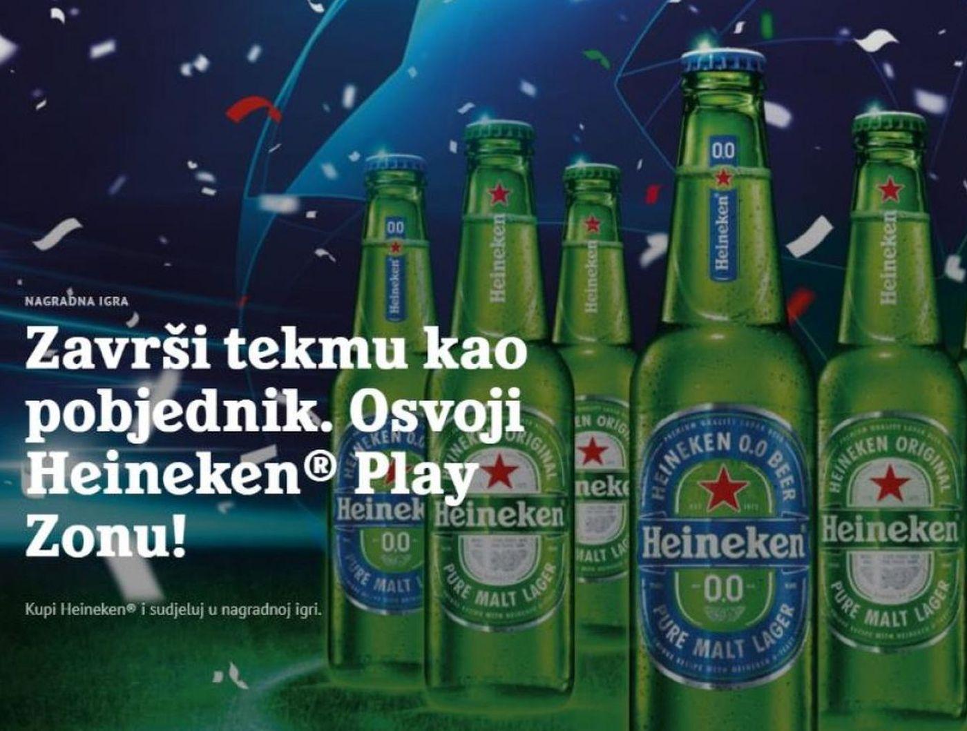 Heineken nagradna igra 2021.