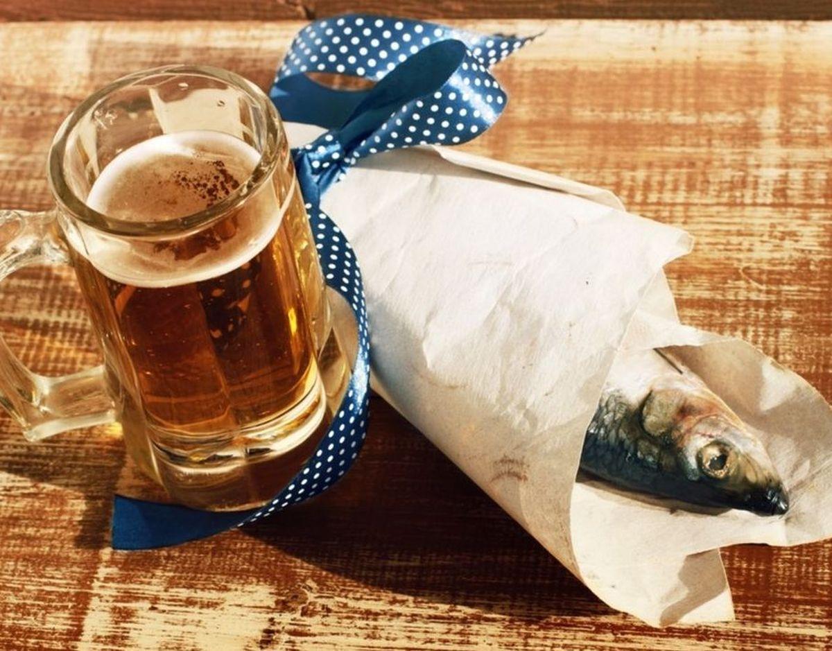 Ribe i rakovi uz pivo