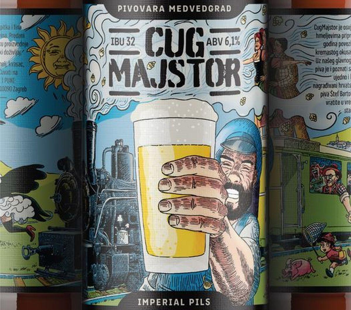 CugMajstor, šesta kompozicija