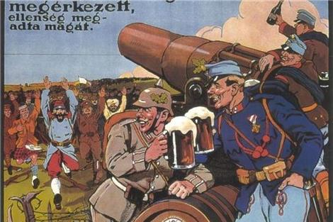 Ne kucaj se s Mađarom
