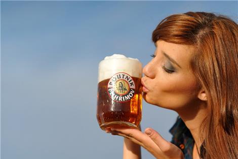 Treba piti pivo